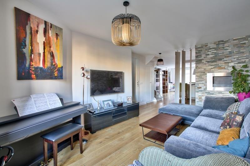 Vente appartement Paris 19ème 890000€ - Photo 4