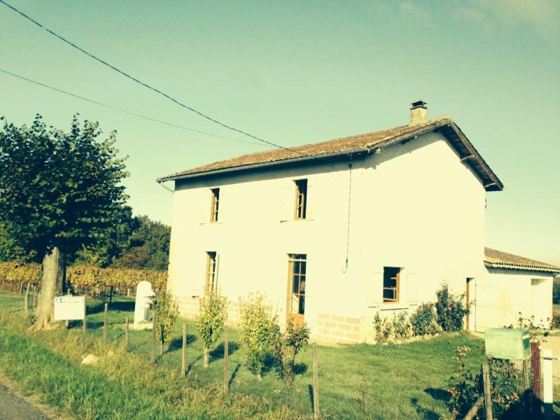 Venta  casa Montagoudin 114500€ - Fotografía 1
