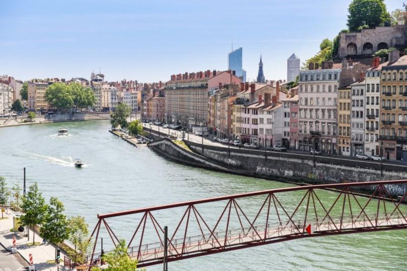 Vente de prestige appartement Lyon 1er 900000€ - Photo 2