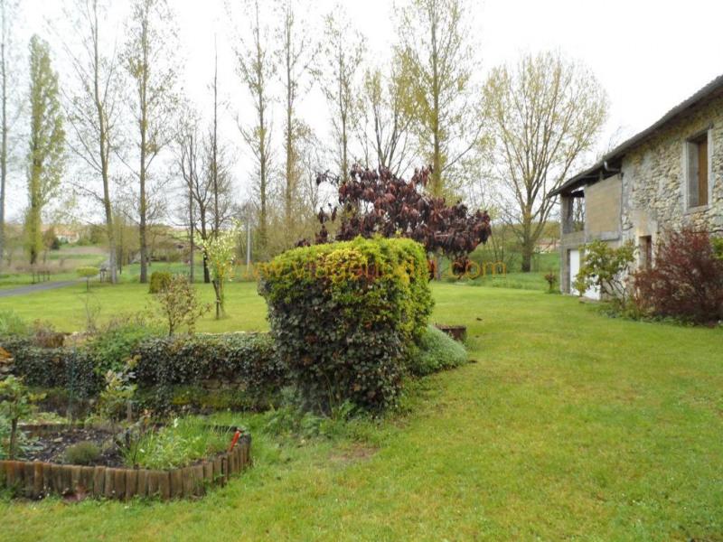 Vitalicio  casa La chapelle-grésignac 122300€ - Fotografía 13