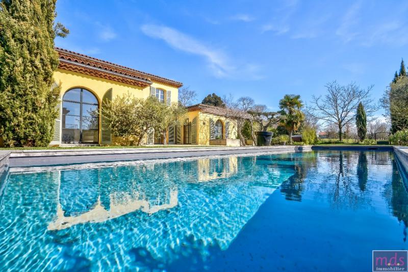 Deluxe sale house / villa Balma 998000€ - Picture 2