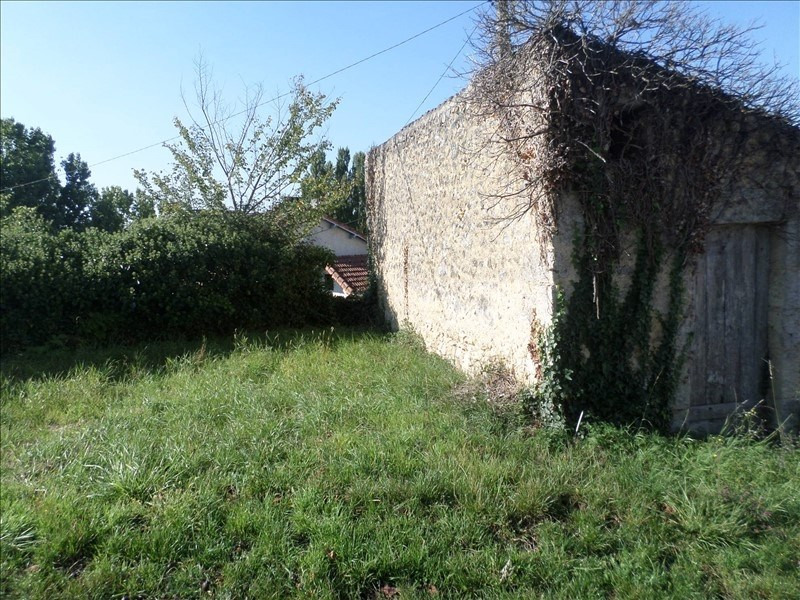 Vente terrain Lussac les chateaux 19000€ - Photo 1
