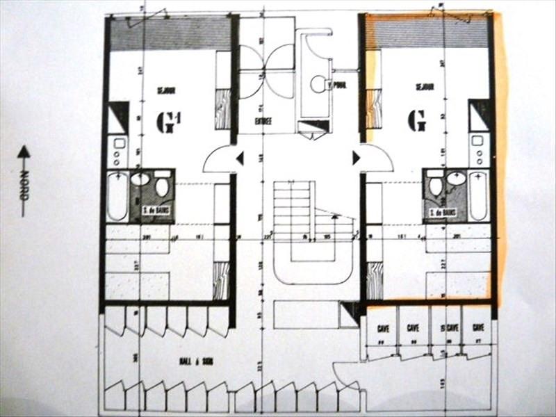 Vente appartement Les arcs 1600 110000€ - Photo 8