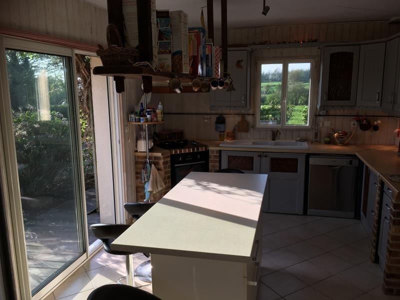 Vente maison / villa St symphorien le valois 209500€ - Photo 5