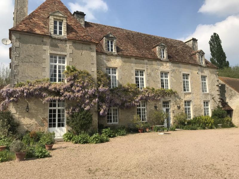 Deluxe sale house / villa Falaise 895000€ - Picture 1