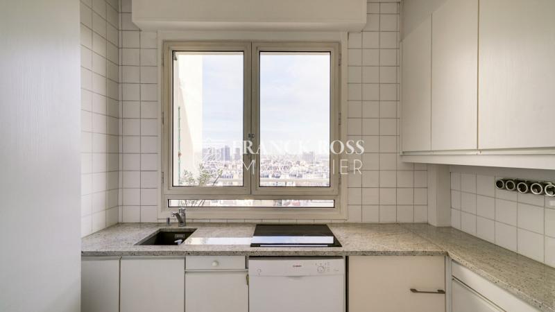 Rental apartment Paris 16ème 2200€ CC - Picture 11