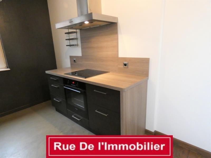 Vente appartement Saverne 165000€ - Photo 2