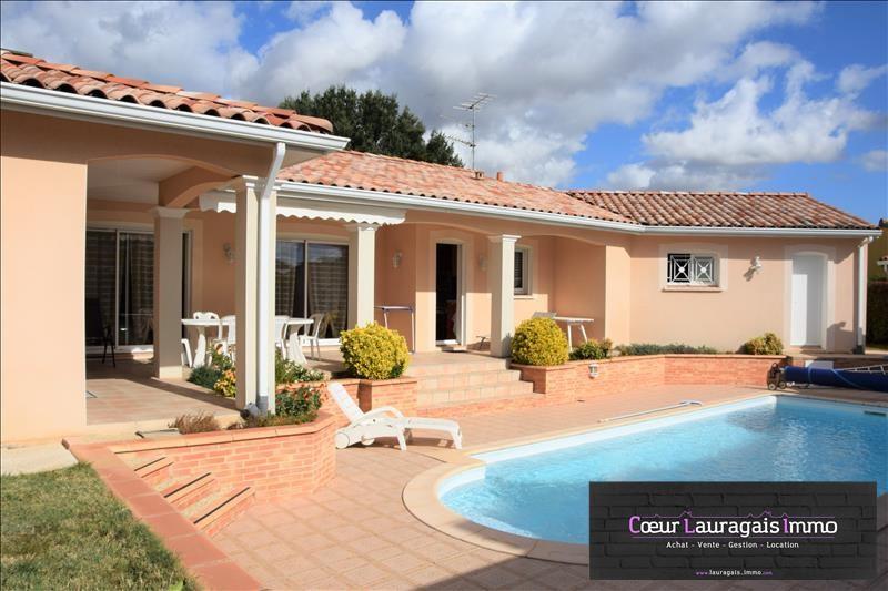 Vente de prestige maison / villa Fonsegrives 654000€ - Photo 2