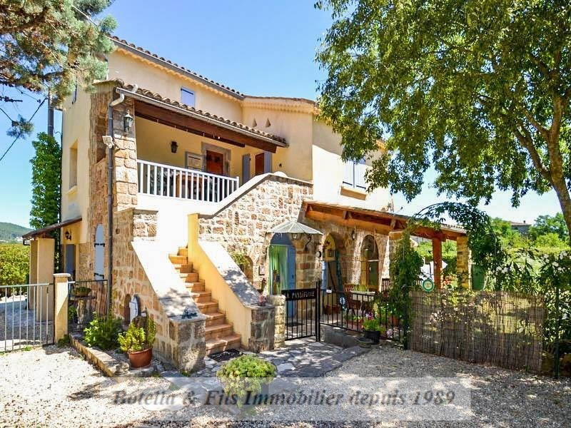 Vente maison / villa Les vans 297 000€ - Photo 3