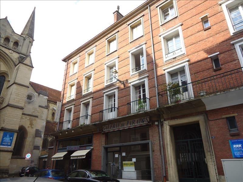 Sale apartment Lisieux 78000€ - Picture 1