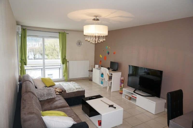 Revenda residencial de prestígio apartamento Vienne 209000€ - Fotografia 1