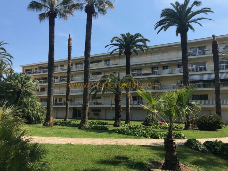 Vendita nell' vitalizio di vita appartamento Cannes 135000€ - Fotografia 2