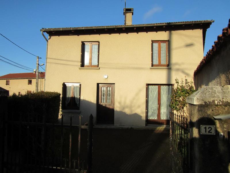 Sale house / villa St laurent de chamousset 70000€ - Picture 1