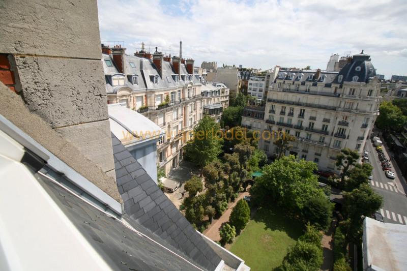 Vendita nell' vitalizio di vita appartamento Paris 16ème 305000€ - Fotografia 2