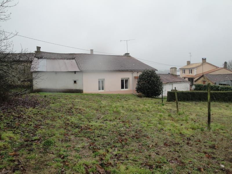 Vente maison / villa Vernoux en gatine 76000€ - Photo 3