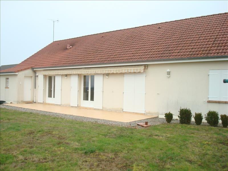 Vente maison / villa Challuy 197000€ - Photo 1
