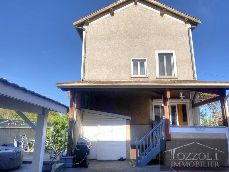 Sale house / villa St quentin fallavier 320000€ - Picture 8