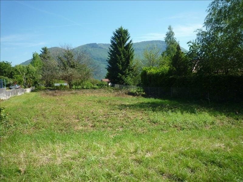 Vente terrain Ceyzerieu 50000€ - Photo 1
