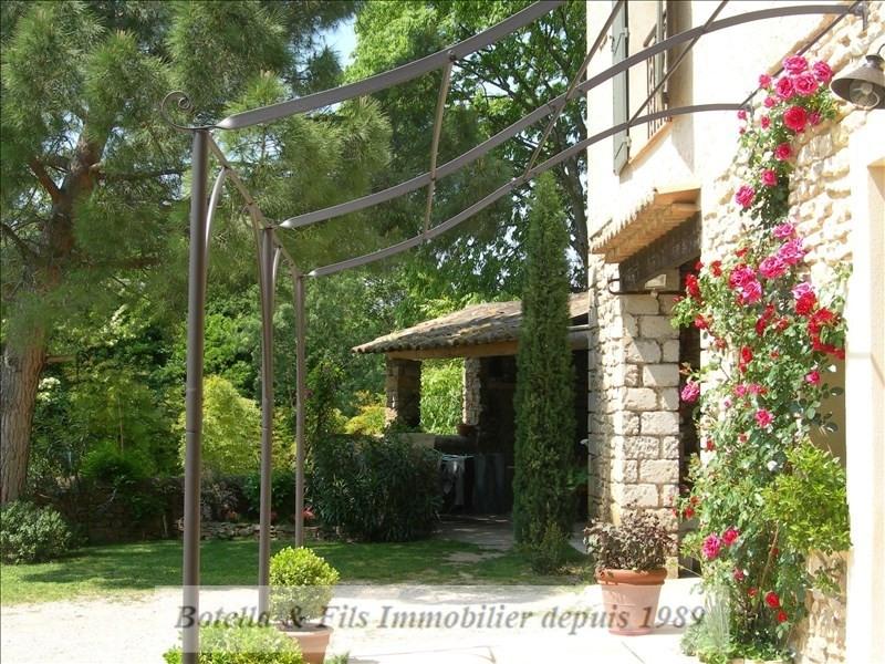 Verkoop van prestige  huis Uzes 506000€ - Foto 3