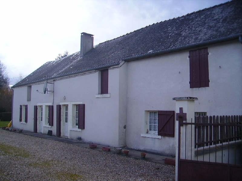 Sale house / villa Ivoy le pre 182000€ - Picture 2