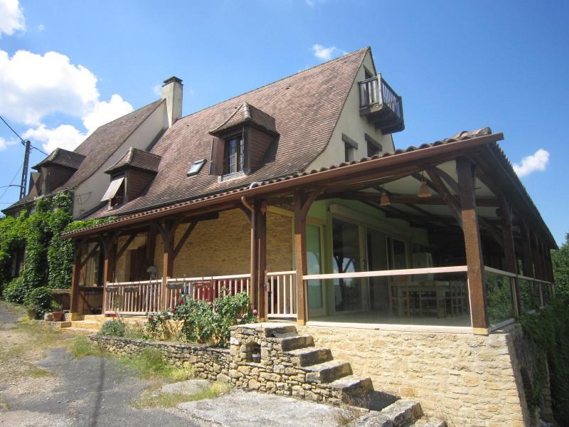 Sale house / villa Siorac-en-perigord 464000€ - Picture 3