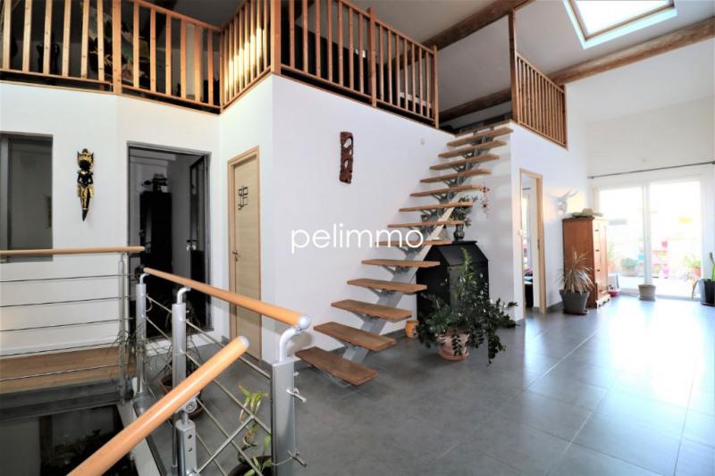 Sale house / villa La fare les oliviers 480000€ - Picture 2