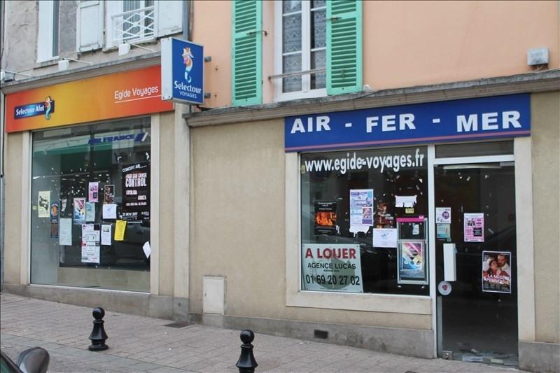Rental shop Palaiseau 1300€ HT/HC - Picture 1