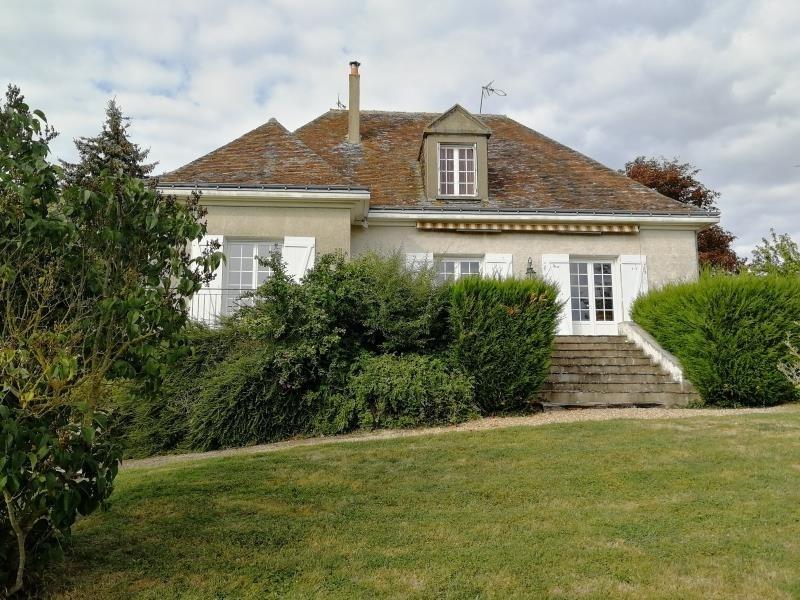 Sale house / villa Mettray 398500€ - Picture 1