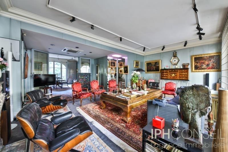 Vente de prestige maison / villa Neuilly sur seine 4200000€ - Photo 1
