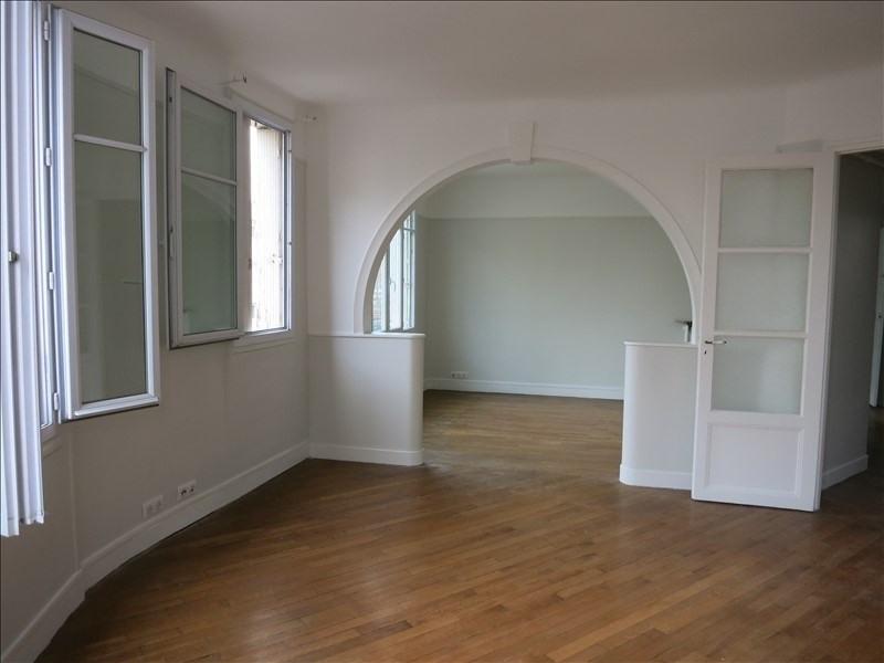 Location appartement Asnieres sur seine 1900€ CC - Photo 1