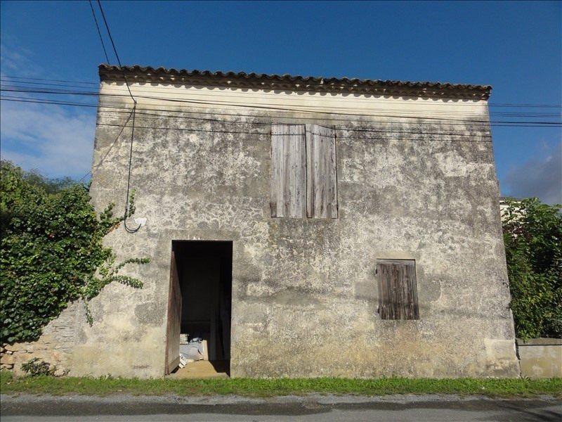 Vente maison / villa Cerons 87 200€ - Photo 1