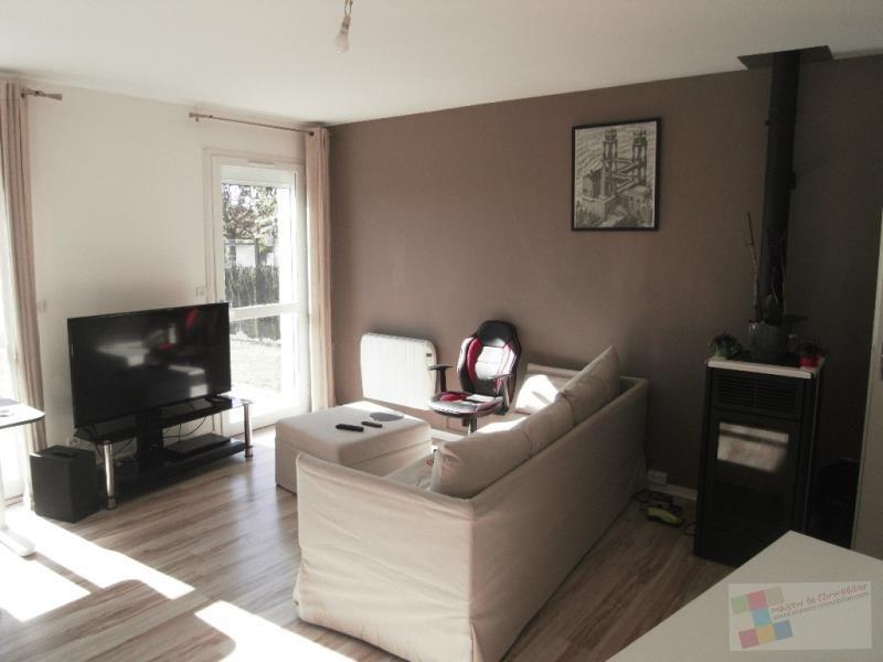 Rental house / villa Chateaubernard 640€ CC - Picture 1