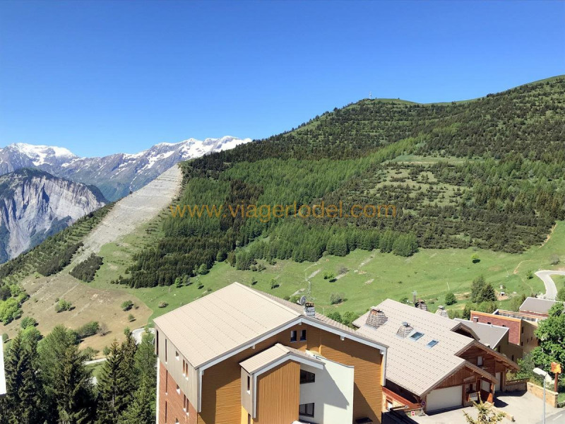Life annuity apartment Huez 91500€ - Picture 9