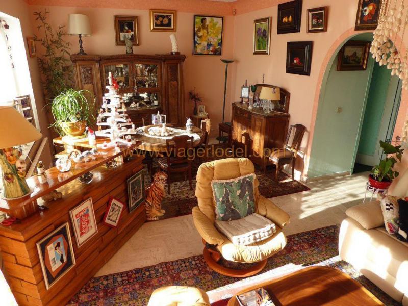 Vendita nell' vitalizio di vita casa Cannes 136000€ - Fotografia 5