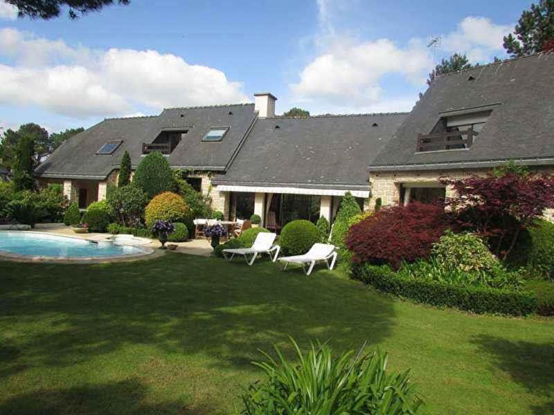 Vente de prestige maison / villa Ploemel 586850€ - Photo 2