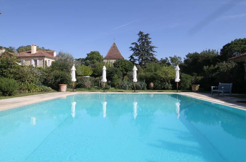 Vente de prestige maison / villa Roquelaure 1795000€ - Photo 6