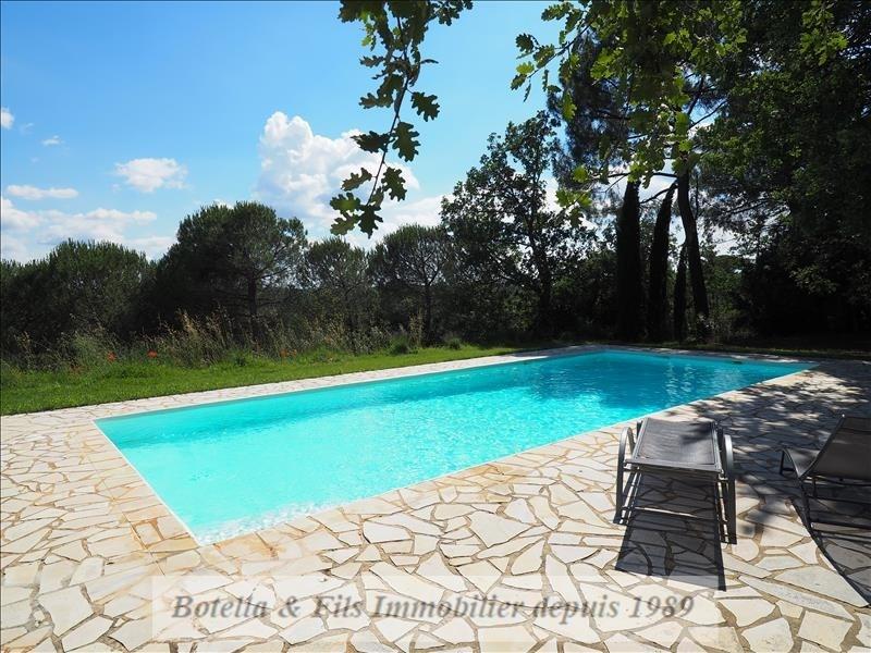 Verkoop van prestige  huis Uzes 778000€ - Foto 5