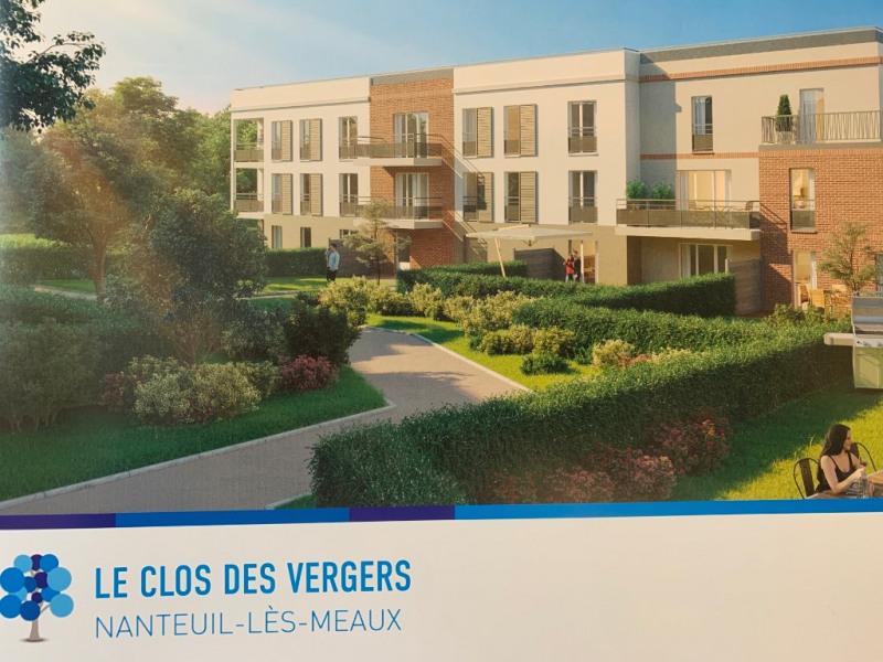 Sale apartment Nanteuil les meaux 195000€ - Picture 1