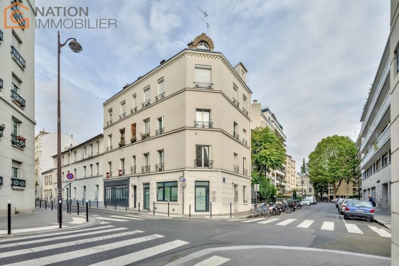 Sale apartment Paris 20ème 490000€ - Picture 1