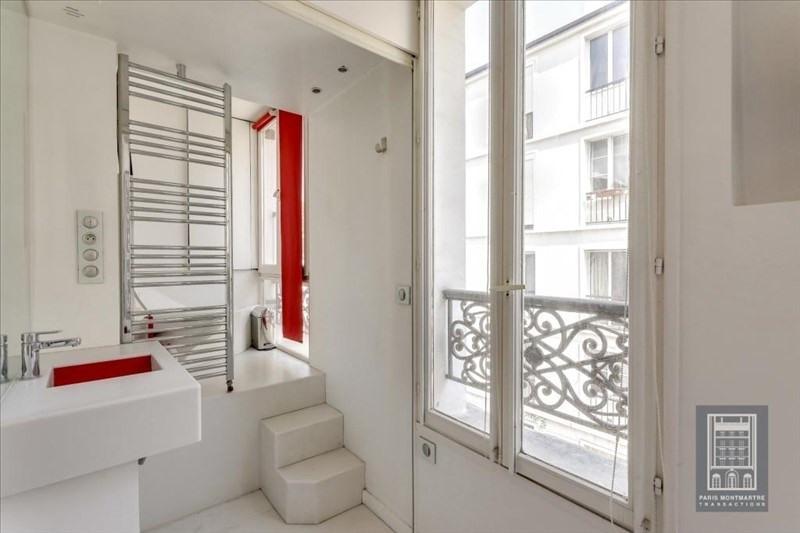 Vente de prestige appartement Paris 18ème 1350000€ - Photo 8