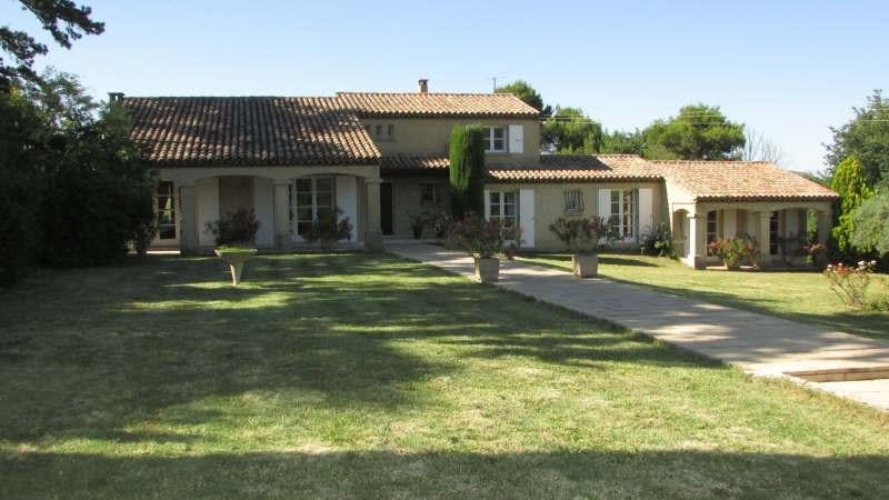 Vente de prestige maison / villa Bourg-saint-andéol 670000€ - Photo 2