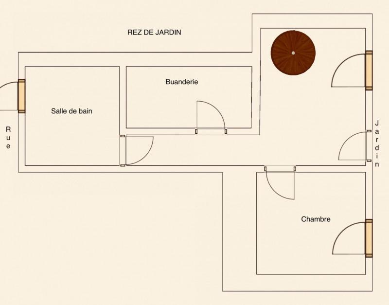 Vente maison / villa Arcueil 485000€ - Photo 6