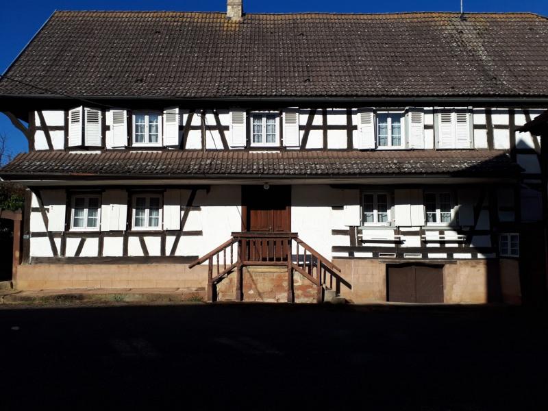 Vente maison / villa Geiswiller 290000€ - Photo 1