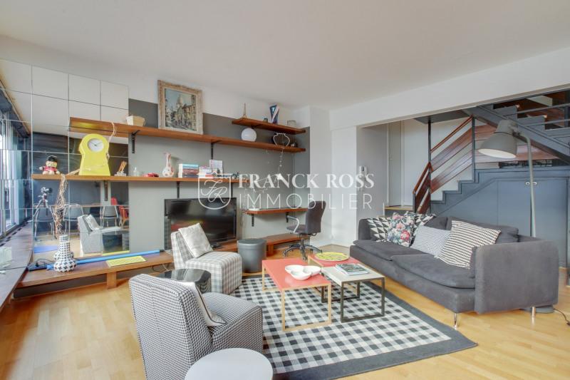 Alquiler  apartamento Paris 14ème 3000€ CC - Fotografía 3
