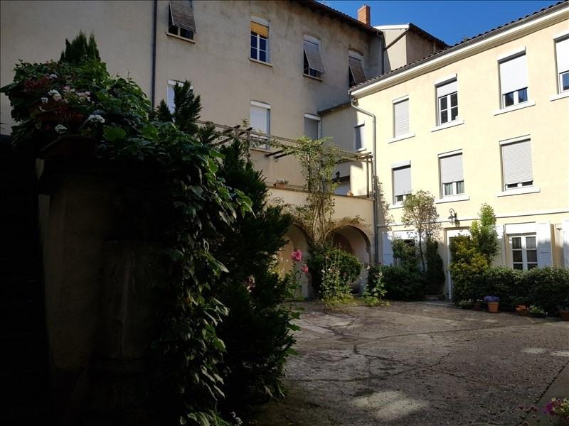 Rental empty room/storage Vienne 470€ HT/HC - Picture 1