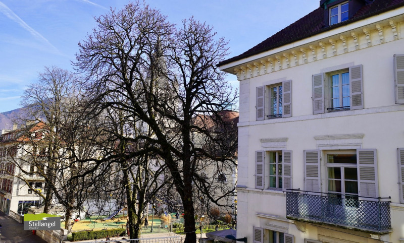 Vente de prestige appartement Annecy 680000€ - Photo 1