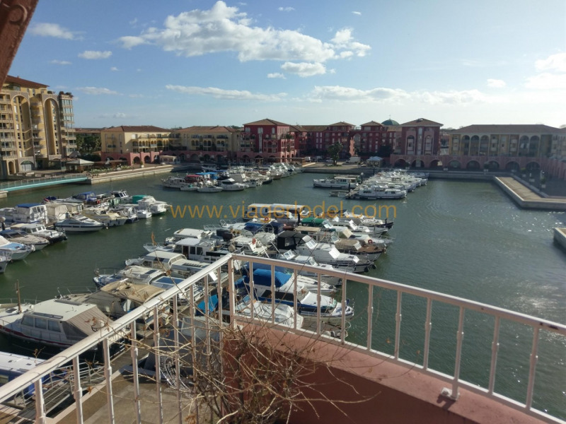 Life annuity apartment Lattes 465000€ - Picture 1