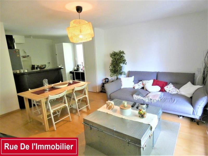 Produit d'investissement appartement Dettwiller 123 000€ - Photo 3