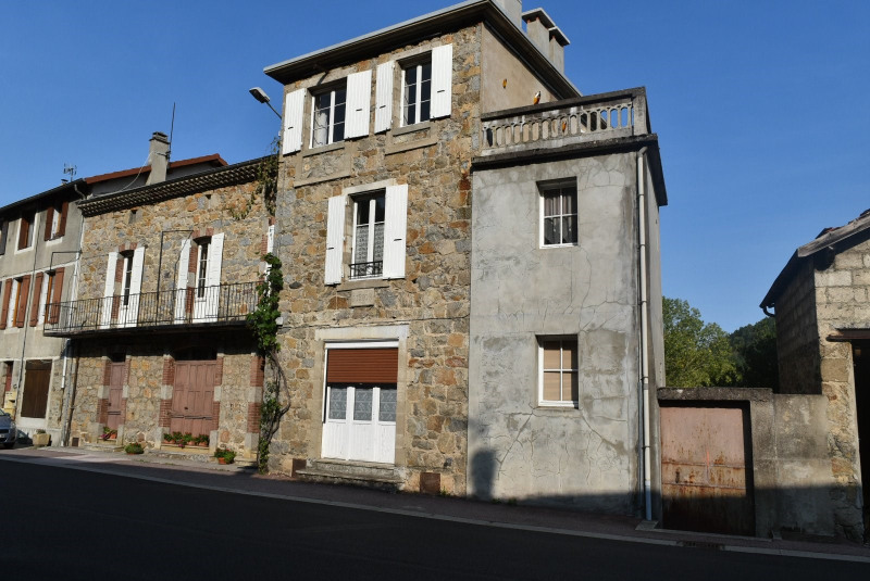 Vente immeuble St martin de valamas 115 000€ - Photo 1