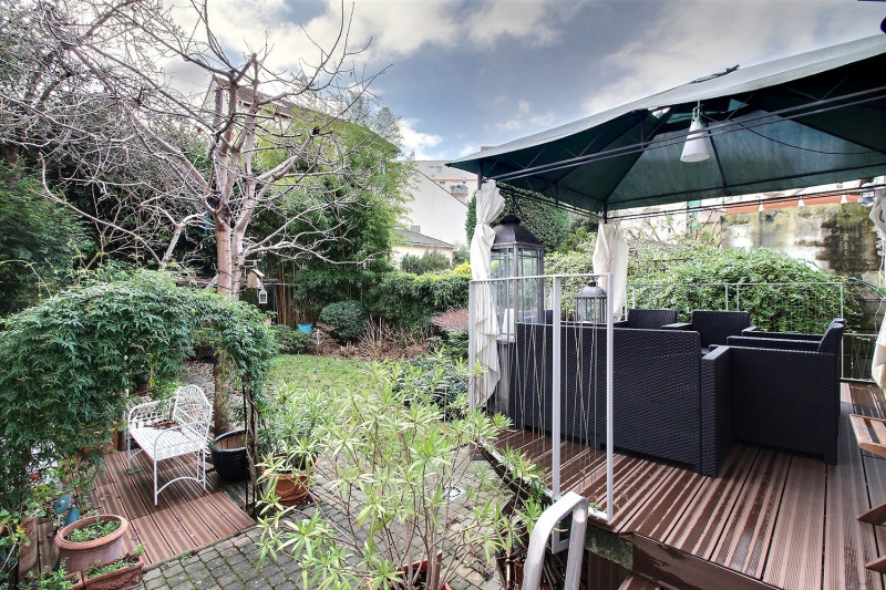 Vente maison / villa Issy-les-moulineaux 1390000€ - Photo 1